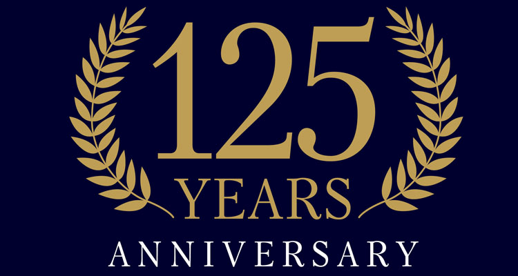 125 Years Anniversary - Garrett State Bank